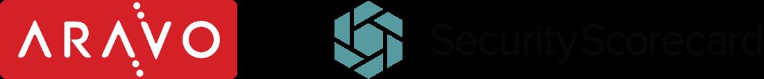 Aravo_SecurityScorecard_Joint logos.png