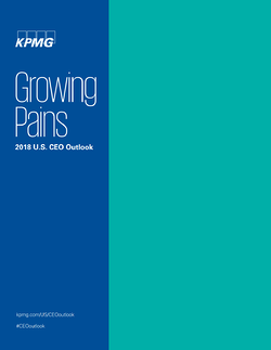 KPMG Report - U.S. 2018 CEO Outlook